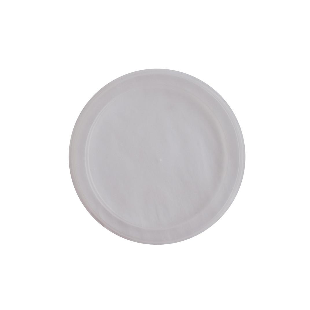 Кришка прозора для ємності суповий 330-450 мл (50 шт)