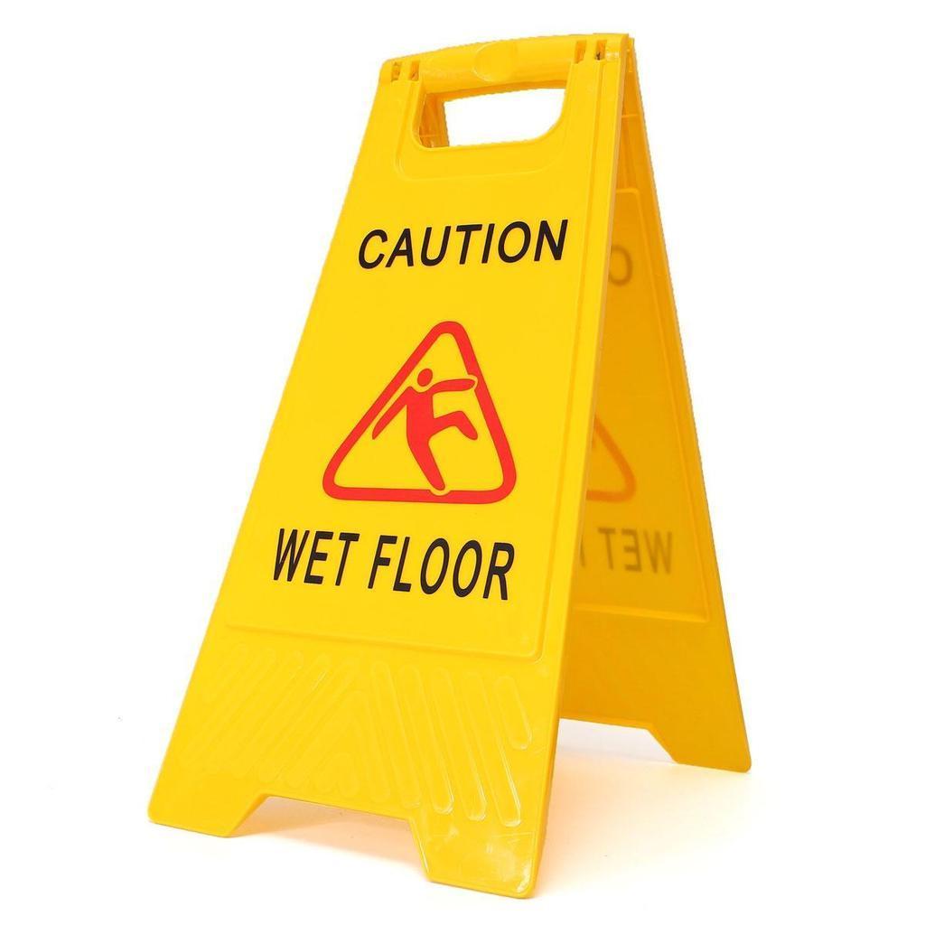"""Знак попередження """"Волога підлога"""""""