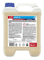 LIV Актив 132 средство моющее щелочное пенное
