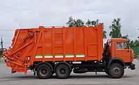 Как устроен мусоровоз?