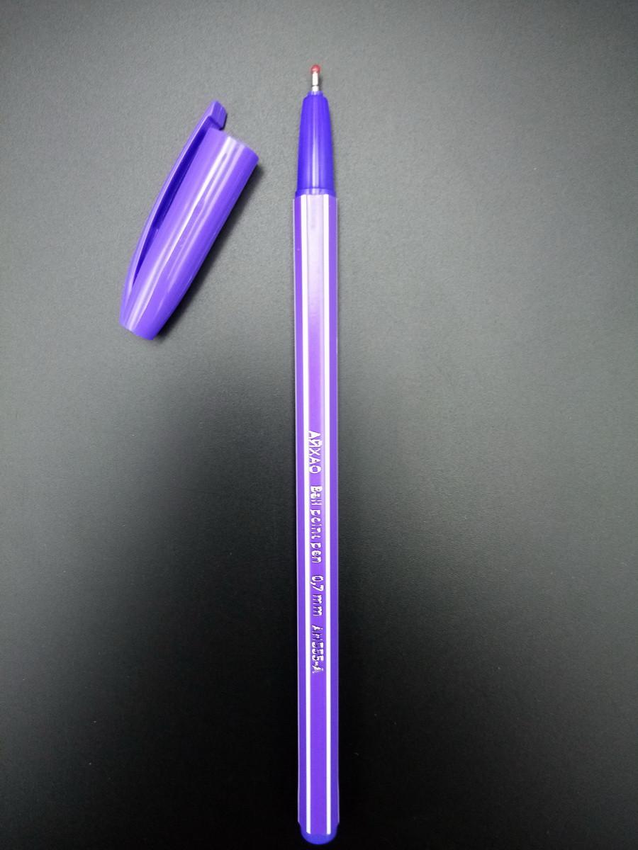 Ручка АН-555 фиолетовая