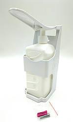 Дозатор для дезинфицирующего средства локтевой 1 л