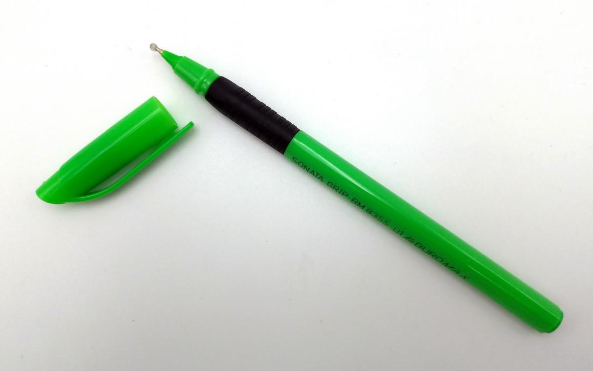 Ручка кулькова 0,7 мм синя Buromax