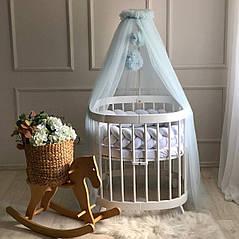 Балдахін для дитячого ліжечка NICE