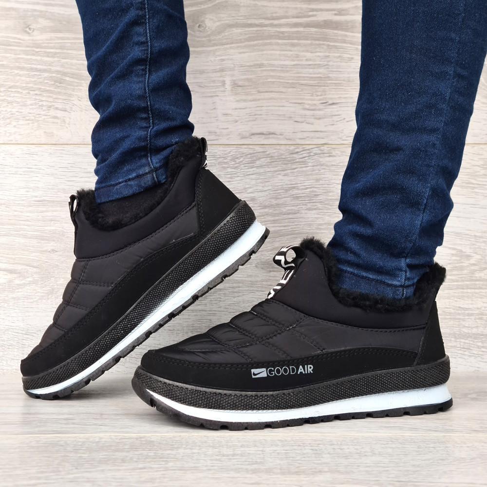 Жіночі зимові черевики низькі (БТ-8ч)