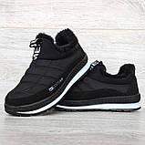 Женские зимние ботинки низкие (БТ-8ч), фото 5