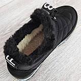 Женские зимние ботинки низкие (БТ-8ч), фото 8