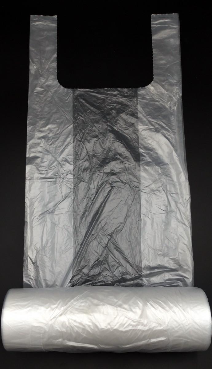 Пакет майка в рулоні 22*10*45