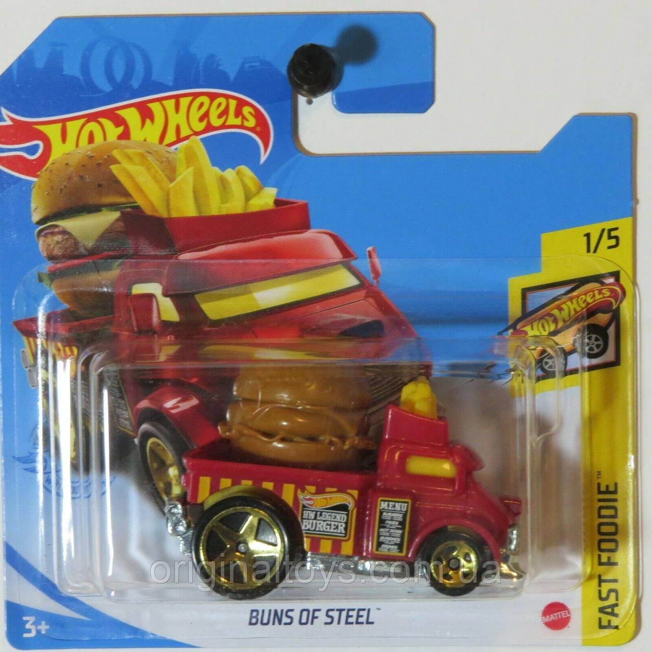 Базова машинка Hot Wheels Buns of Steel