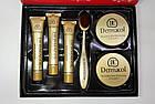 ОПТ Косметичний набір Dermacol Make-up 6 в 1 (тональний крем, пудра, рум'яна) зі щіточкою подарунковий нвбор, фото 7
