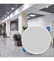Светильник Светодиодный ELM Grace Встраиваемый 18W 6500К (26-0066), фото 3