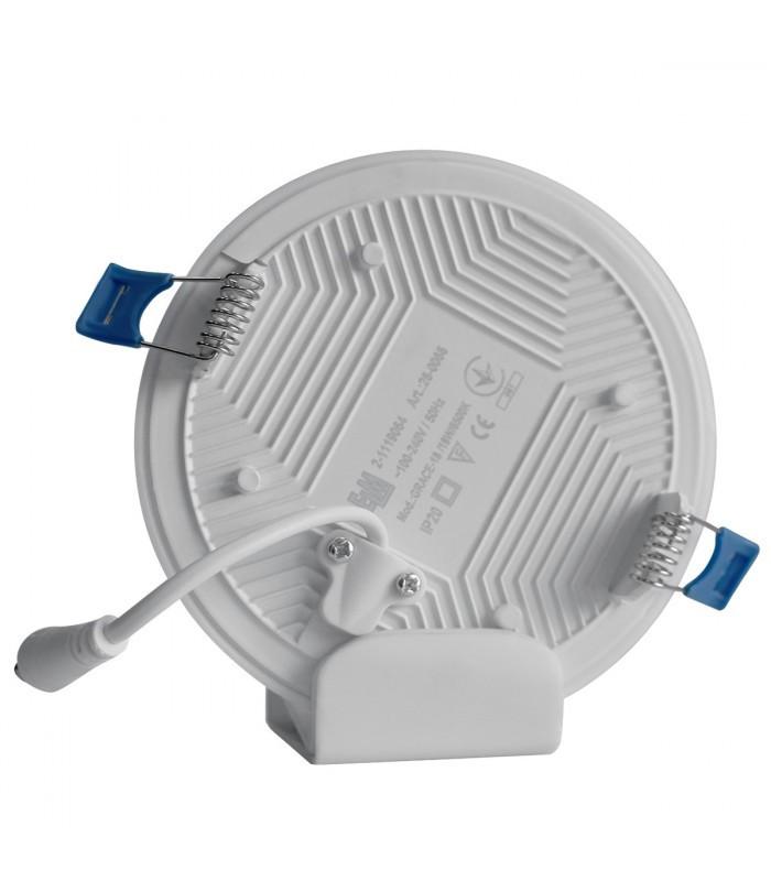 Світильник Світлодіодний ELM Grace Вбудований 18W 4000К (26-0092)