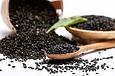 Кунжут черный Премиум 200г Индия, Семена кунжута натурального черного сезама, фото 5