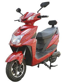 Електроскутер Hanza Power Sport.Red Спорт (1500 Вт) Безкоштовна доставка !