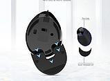 Провідна вертикальна миша з підсвічуванням Delux M618 Plus Blue, фото 7