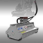 Мульчер-экскаватор гидравлический Jansen BM-120 (Германия)