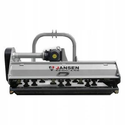 Мульчирователи Jansen (Германия)
