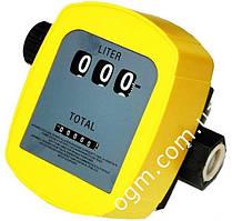 Механічний лічильник для перекачування дизельного палива