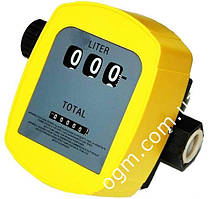Счетчик механический для перекачки дизельного топлива