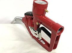 Заправний пістолет c відсікачем з механічним лічильником Petrolium LLY25s