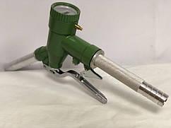 Заправний пістолет без відсікача з механічним лічильником Petrolium LLY19с
