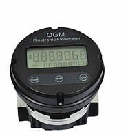 Счетчик топлива Petrolleum OGM 25E 60 л.мин расходомер для дизеля