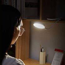 Настільна лампа LED бездротова REMAX RT-L01 акумуляторна з гнучкою ніжкою, фото 2
