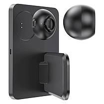Беспроводное зарядное устройство (индукционное) Hoco CW33 3 в 1 для смартфонов, смарт-часов, AirPods, фото 2