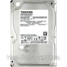Жёсткий диск HDD 1TB Toshiba (DT01ACA100) Б/У