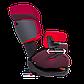 Автокресло Cybex Pallas-Fix группа I-III, 9-36 кг RUMBA RED, фото 5