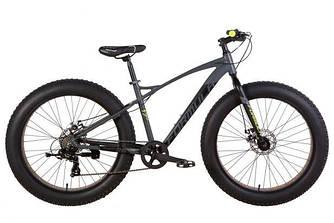 """Велосипед 26"""" FORMULA PALADIN 2021 (графіт з хакі 17"""")"""