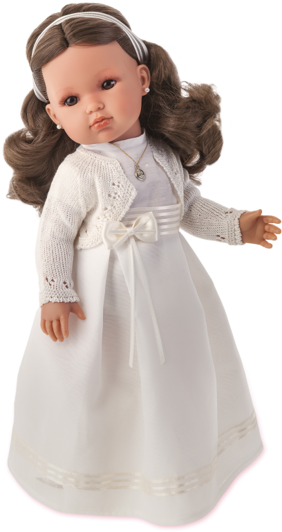 Лялька Bella наречена 45 см Juan Antonio 2816