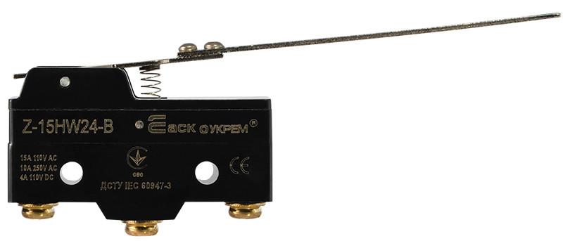 Мікровимикач Z-15HW24-B АСКО