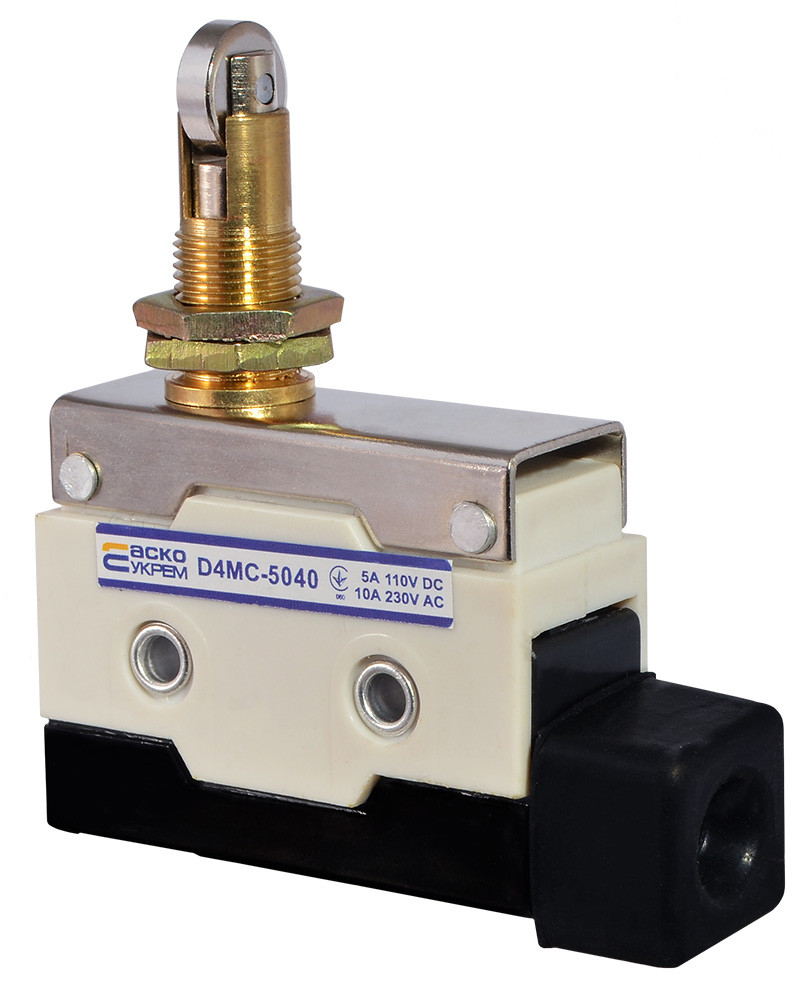Мікровимикач D4MC-5040 АСКО