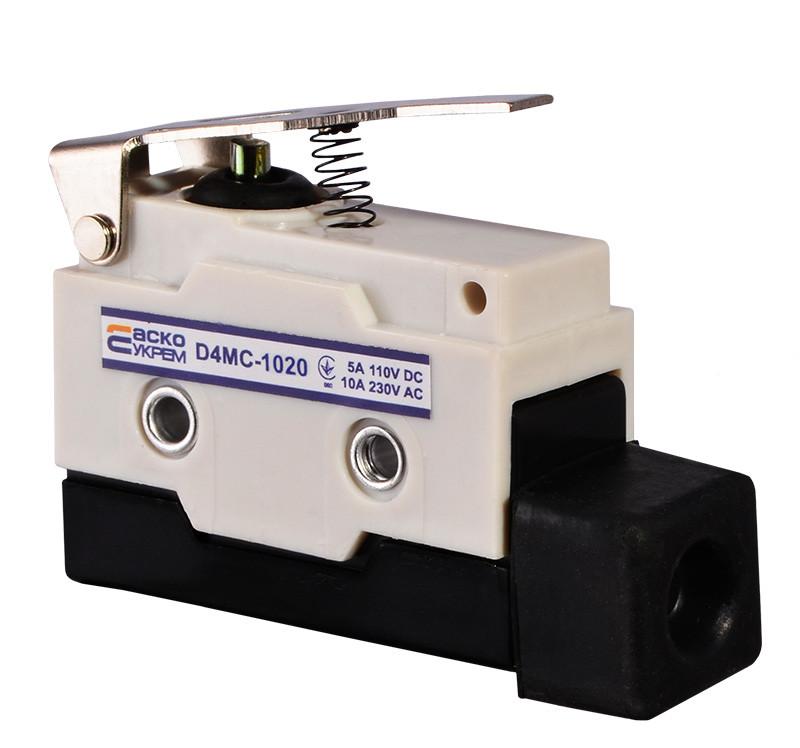 Мікровимикач D4MC-1020 АСКО