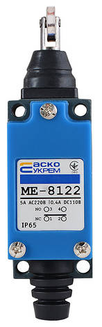МО 8122 кінцевий вимикач АСКО, фото 2