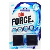 Таблетки для зливного бачка Blu Force 2х50 г (Океан)