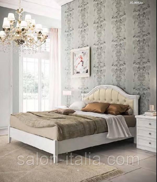 Ліжко GIGLIO Imbotito від Villanova (Italia)