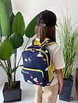 Дитячий рюкзак, поліестер (синій), фото 3