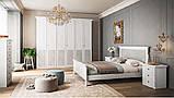 Ліжко DRIADE Imbotito від Villanova (Italia), фото 2