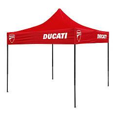 """Намет розсувний з друком """"Ducati"""""""