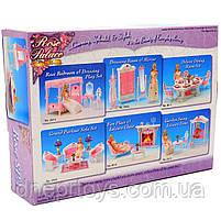ВАННАЯ джакузи - мебель для куклы Барби Gloria с зеркалом. Обустройте кукольный домик Глория 2613, фото 2
