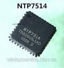 Мікросхема NTP7514 QFN