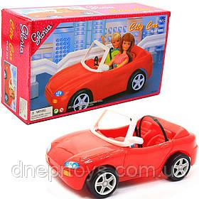 Машинка Gloria для лялечки Барбі. Кабріолет (9881)