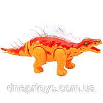 Игрушечный Динозавр Rong Kai, ходит, световые и звуковые эффекты, 35 см (6638-1), фото 4