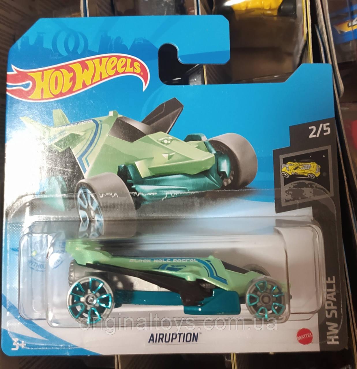Базовая машинка Hot Wheels Airuption