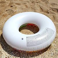 Надувний круг Intex Transparent Tube Осінь 97 см (58263), фото 4