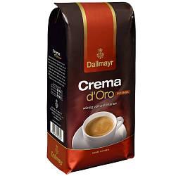 Кофе Dallmayr Crema d'Oro Intensa в зернах 500 г