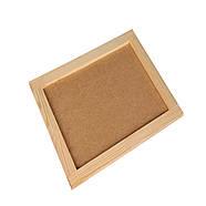 Планшет художній дерев'янний ДВП 75 х 75 см, фото 2