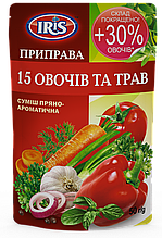 """Приправа """"15 овочів і трав"""""""
